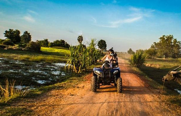 Siem Reap Quad Bike Tour