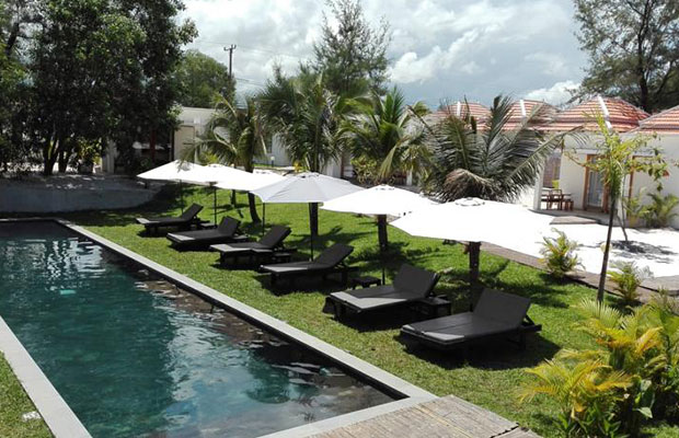 Sahaa Beach Resort